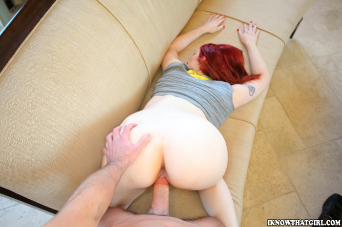 Violet Monroe Doggy Style